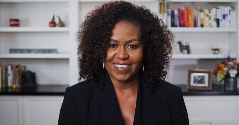 """Michelle Obama Blames Trump Admin. """"Hypocrisy"""" for """"Low-Grade Depression"""""""