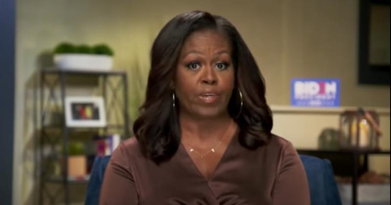 AP Fact-Checks Michelle's DNC Speech: Cages for Illegal Immigrant Children Were Built During Obama/Biden Era