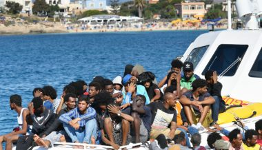 Salvini Blasts 'Criminal' Italian Government as Thousands of Migrants Flood Islands