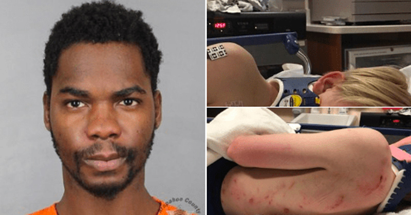 MEDIA BLACKOUT: Black Man Intentionally Swerved SUV into White Boys — No Hate Crime Charges