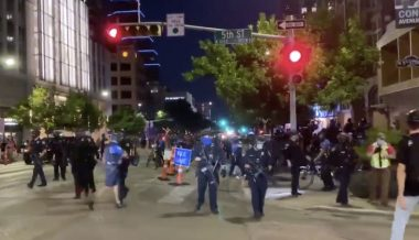 Antifa/BLM Shut Down By Austin & State Police, Prevented From Carrying Out Planned Violence