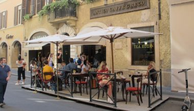 Younger Italians Reject Social Distancing