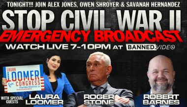 """Stop Civil War 2"" Emergency Broadcast: Live Now!"