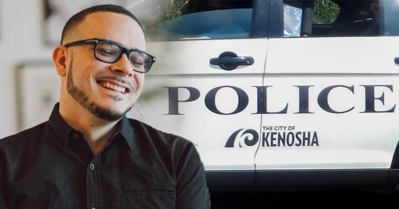 BLM Activist Shaun King Threatens to Dox Kenosha Cops Following Jacob Blake Shooting