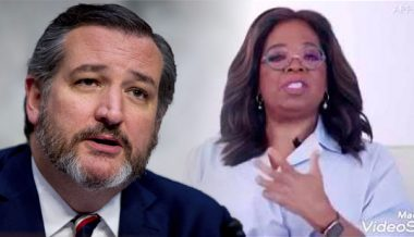 """What utter, racist BS"": Ted Cruz Slams Oprah for White Privilege Lecture"