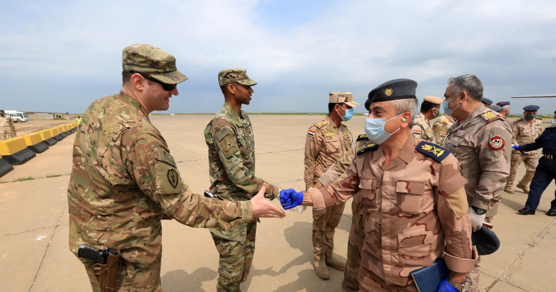 US to Reduce Troop Levels in Iraq