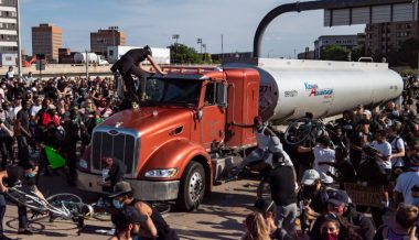 Trucking Company Refuses to Deliver to 'Defund the Police' Cities