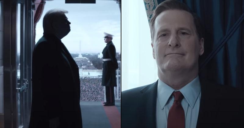 Trump A Russian Villain, Comey An Underdog Hero In New Showtime Disinfo Show