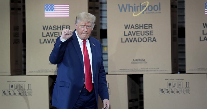Payroll Tax Cut May Be Permanent, Trump Says