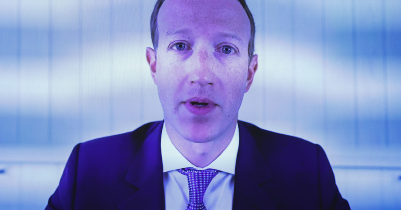 Zuckerberg's Wealth Tops $100 Billion Amid Global Economic Crisis