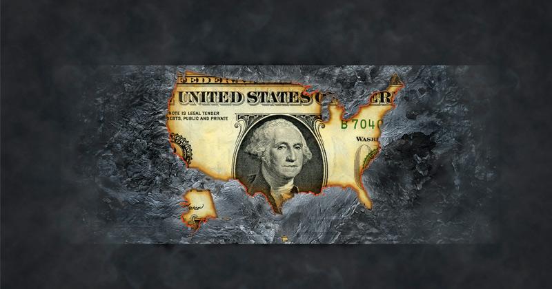 The Fed Promises More Dollar Destruction