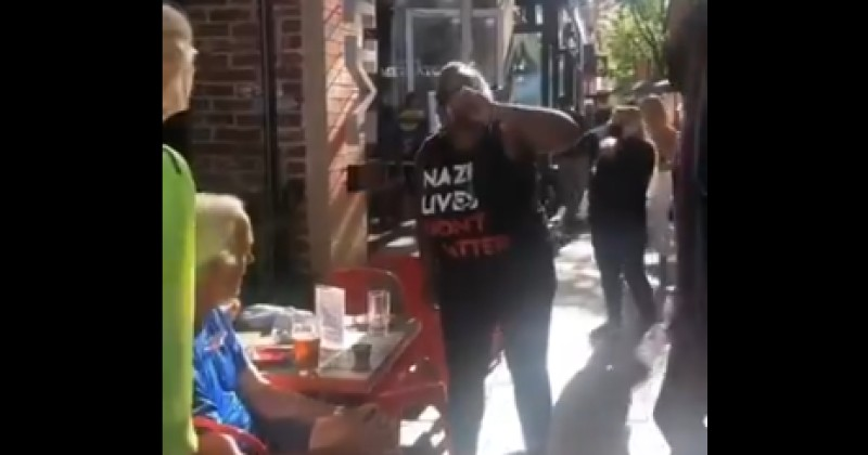 """""""F**k White People"""" BLM Agitators Who Confronted Elderly Couple Charged in Pittsburgh"""