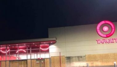 Target Stores Boarded Up in Preparation For Potential Breonna Taylor Riots