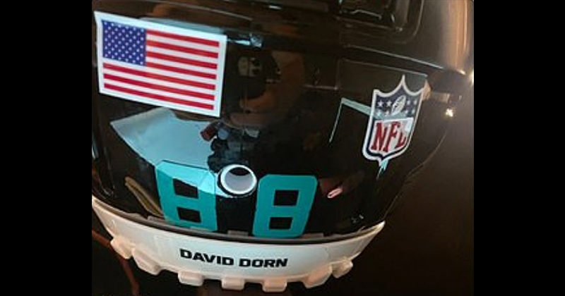NFL Star Honors Retired Police Captain David Dorn Who Was Killed By BLM Rioters