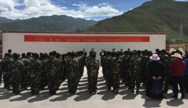 Report: 500,000 Tibetans Forced Into Chinese Labor/Re-education Camps
