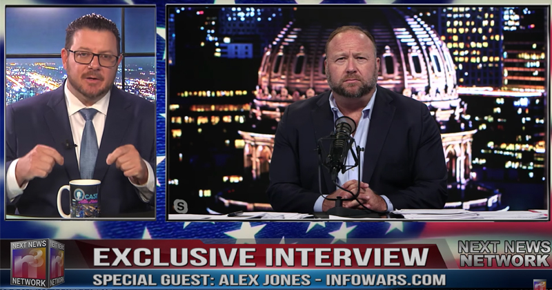 Exclusive: Alex Jones Rips Mask Off Democrat Plan to Steal 2020 Election From President Trump
