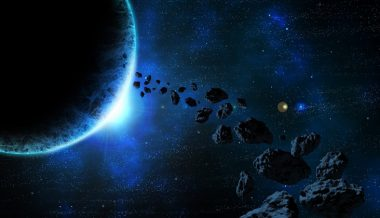 Asteroids the Size of Egypt's Great Pyramid to Whiz Past Earth