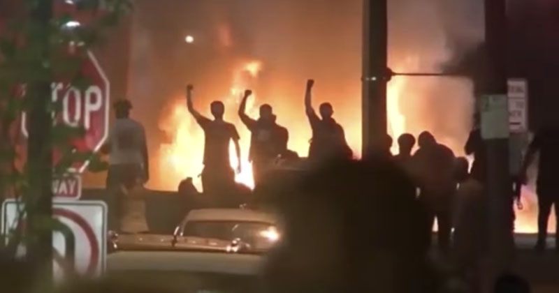 'Meet Joe Biden's Supporters': Explosive Trump Campaign Ad Highlights Leftist Riots Tacitly Supported By Dems