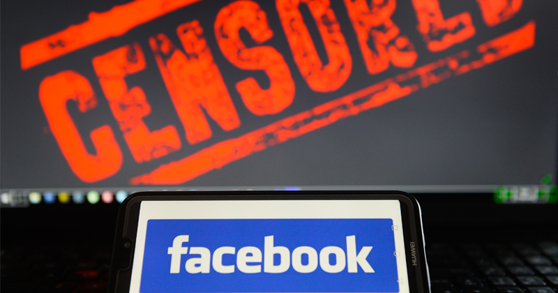 Facebook Censors CDC Data Showing Low COVID-19 Death Rate