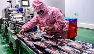 China Pork Reserves at Risk of 'Running Out In Months' As Prices Soar