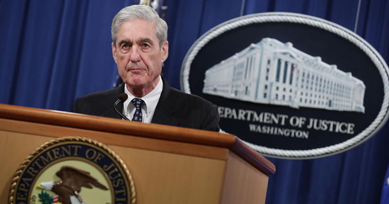 REPORT: Mueller Team Joked About Wiping Cellphones