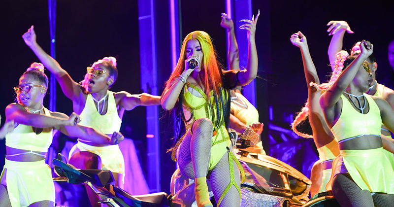 REPORT: Cardi B, Of 'Wet Ass P-Word' Fame, Files For Divorce After Her Husband Cheats On Her