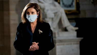 Nancy Pelosi Prepares for House of Representatives Vote to Elect the President