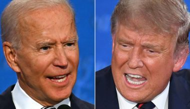 Debate Highlights: Trump Repeatedly Zings Floundering Biden, Battles Host Wallace To Speak
