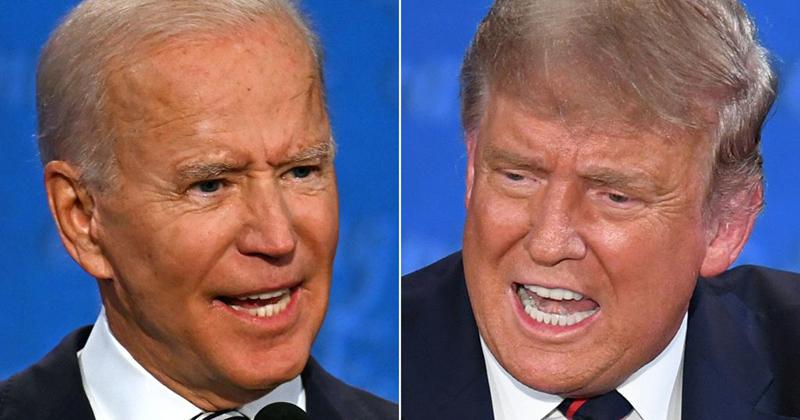 Debate Highlights: Trump Repeatedly Zings Floundering Biden, Battles Host Wallace To Speak
