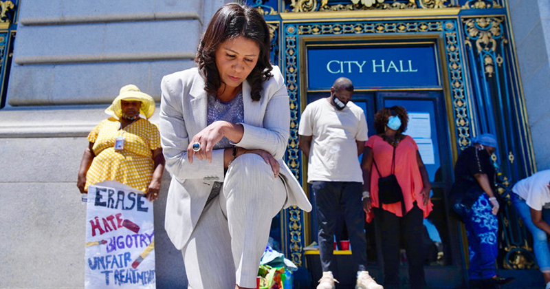 San Francisco Mayor London Breed Will Give Black Women $1,000 a Month if They Get Pregnant