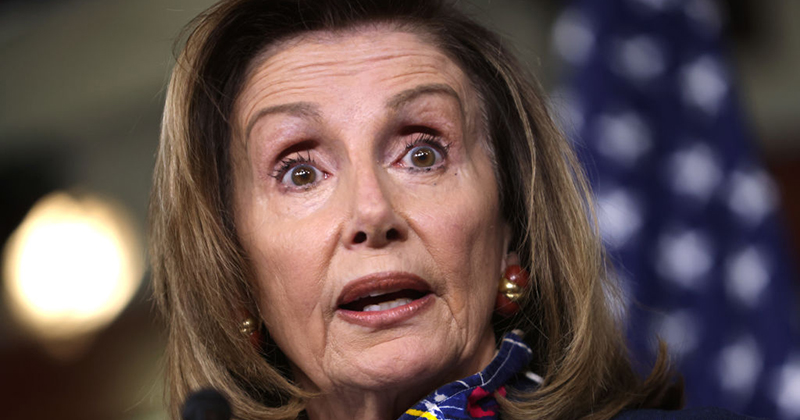 Petition To Prosecute Pelosi Draws Thousands Of Signatures