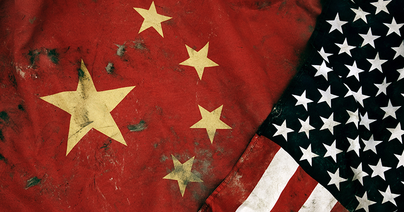 Chinese State Media Argues World Has Been Deceived By 'American Values' Of Freedom And Democracy