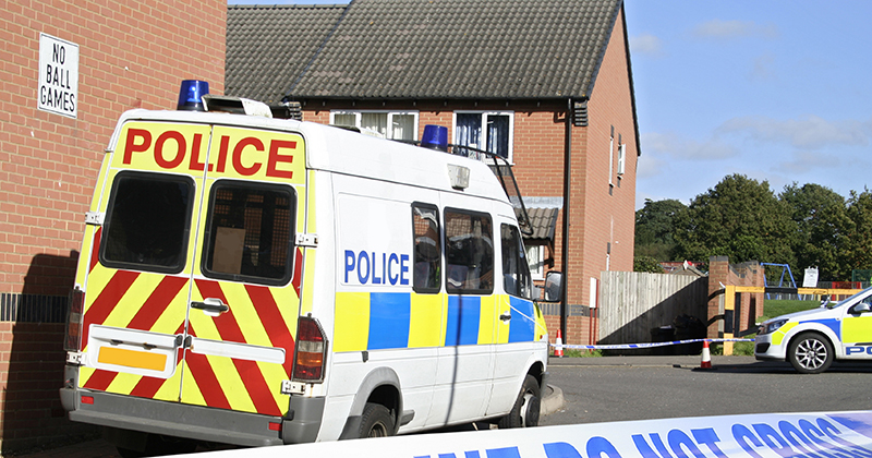 UK COVID Police Start Enforcing Lockdown By Visiting People's Homes