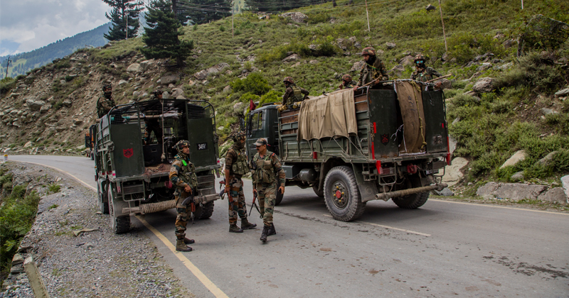 India Deploys Troops to Border Amid Boiling Tensions With China - Report