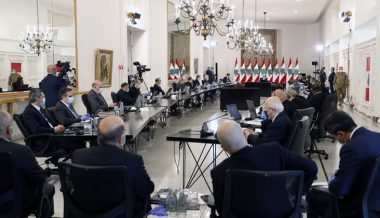 International Support Group Urges Lebanon's Leaders to Immediately Form New Government