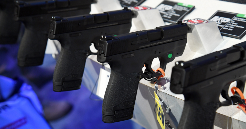 "Smith & Wesson Reports ""Record"" Gun Sales As Violent Crime Soars"