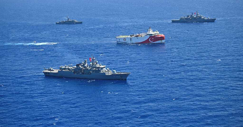 Turkey, Greece Feud Over Resource Exploration in Contested Mediterranean Waters