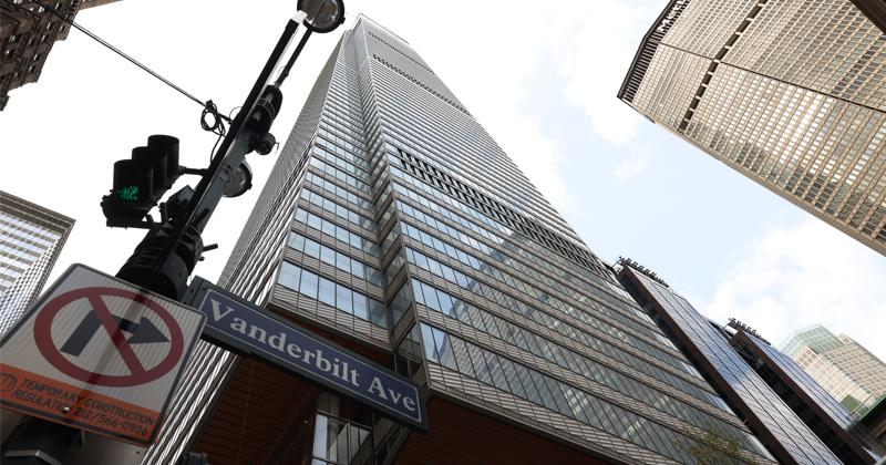 New $3.3 Billion NYC Skyscraper Opens Up to A Shut Down City