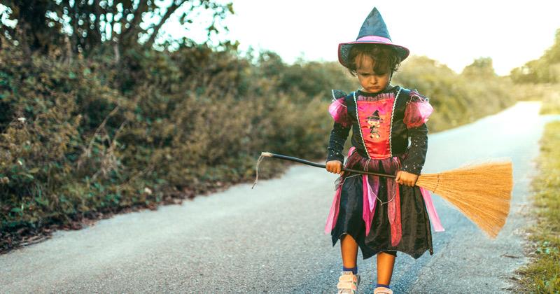 Halloween Canceled: LA County Bans Door-to-Door Trick-Or-Treating