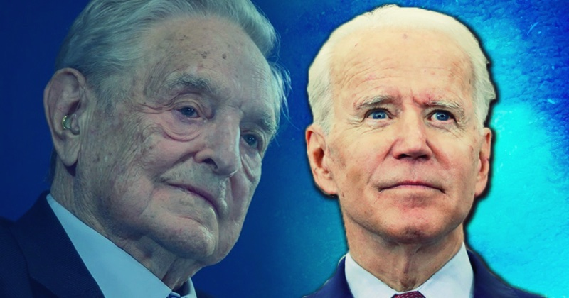 Far-Left Group Predicts Infowars Will Dox Joe Biden Electors, Expose 'Soros & Child Sex Trafficking' Links