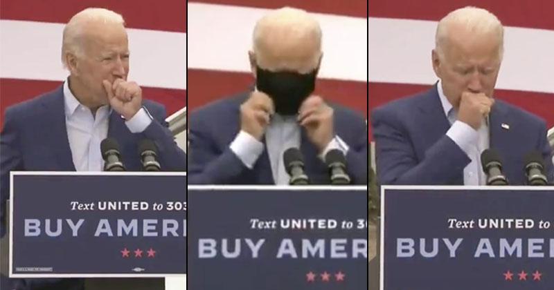 Joe Biden Bumbles Through Another Awkward Campaign Speech, Takes No Questions