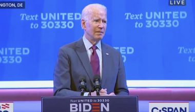 Joe Biden Refuses To Say Whether He'll Stack Court, Take Pre-Debate Drug Test