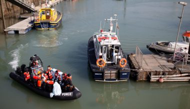 More Migrants Cross English Channel This Month Than All of Last Year