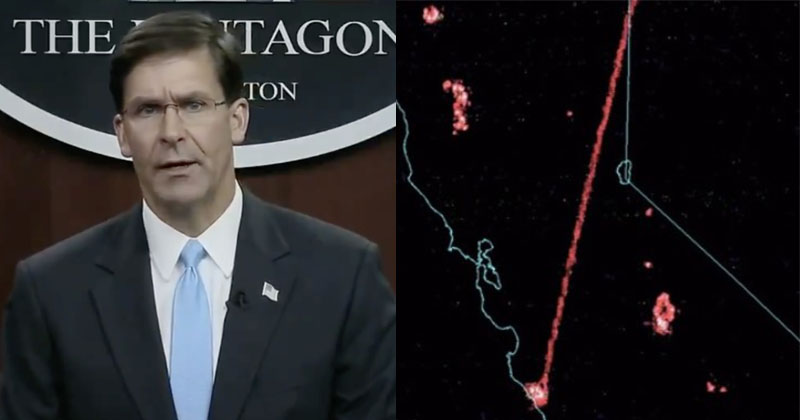 Def Sec Esper Warns of 'Directed Energy Weapons' & 'Killer Satellites' From Communist China
