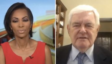 Fox News Panel Melts Down After Gingrich Exposes George Soros As Financier Of BLM/Antifa Riots