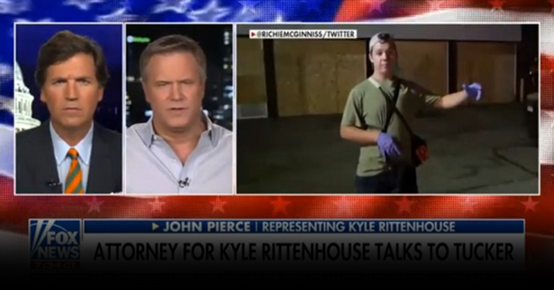 'This Is 100% Self-Defense': Kyle Rittenhouse's Attorney Sets The Record Straight On Tucker Carlson Tonight