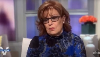 'We've Lost That Battle': Joy Behar Admits Republicans Won Supreme Court Fight