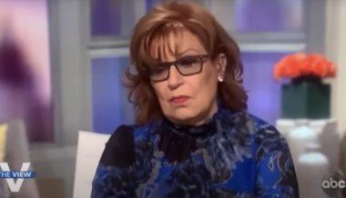 'We've Lost That Battle': Joy Behar Admits The Republicans Won The Supreme Court Fight