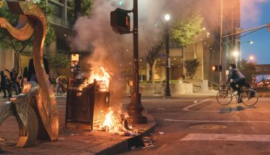 Nearly 100 Arrested in Louisville Riots