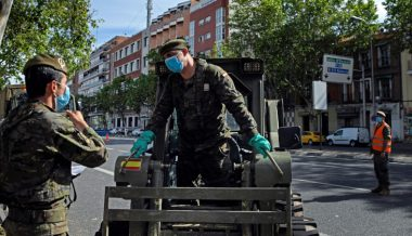 Spain Deploying Army to Enforce New COVID Restrictions